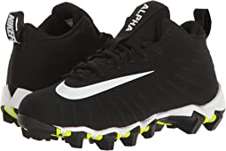 Nike Kids - Alpha Menace Shark Football Wide (Toddler/Little Kid/Big Kid)