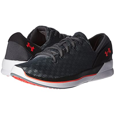 Under Armour UA Rotation (Rhino Gray/Black/Marathon Red) Women