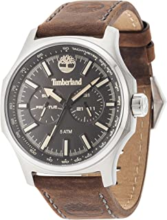 Timberland Casual Watch For Men Analog Leather - TBL14813JS-02