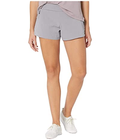 RYU Aero Shorts (Titanium) Women
