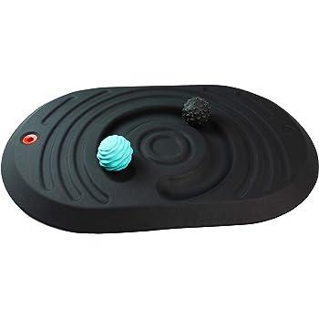 """AFS-TEX Active Platform Anti-Fatigue Comfort Mat 20"""" x 32"""" with Massage Balls"""