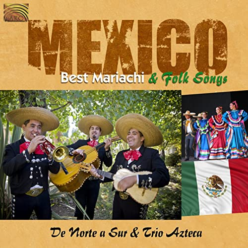 Mexico: 20 Best Mariachi and Folk Songs by Various artists on Amazon