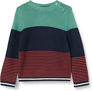 s.Oliver Junior 405.10.109.17.170.2104300 Suéter pulóver, 7344, 86 para Bebés