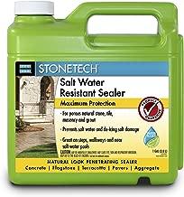 rock sealer for salt water pools