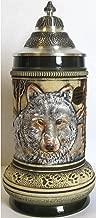 Beer Steins By King - Thewalt 1893 Wolf Stein(Beer Mug) 0.5l Limited