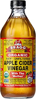 Bragg Organic Raw-Unfiltered Apple Cider Vinegar 473 ml