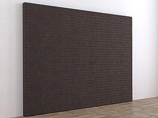 LA WEB DEL COLCHON - Cabecero tapizado Manila para Cama de 105 (115 x 120 cms) Cobre | Cama Juvenil | Cama Matrimonio | Cabezal Cama |