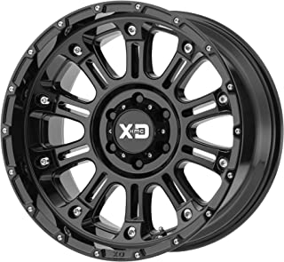 20x9 KMC XD Offroad Series XD829 Hoss 2 6x135 0 Offset (5.00 inch backspace) 87.1 Hub - Gloss Black - XD82929063300 [ ✅ Authorized Dealer]