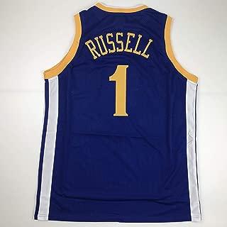 Best d angelo russell nets jersey cheap Reviews