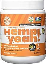 MANITOBA HARVEST Hemp Yeah! Unsweetened Protein Powder, 454 GR