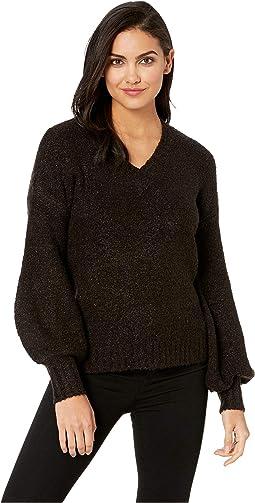 Fuzzy Boucle Sweater KSDK5922