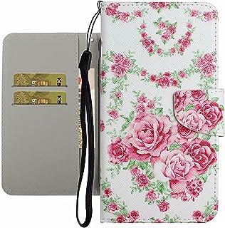 TYWZ Leuke Case voor Samsung Galaxy S20 Plus, PU Lederen Cover voor Meisjes Vrouwen Kleurrijke Ontwerp Portemonnee Stand K...