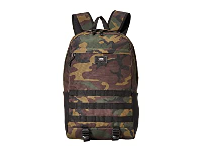 Vans Transplant Backpack (Classic Camo) Backpack Bags