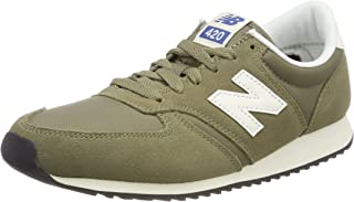 New Balance U420Grb 70'S Running Suede Lace Up 4-7