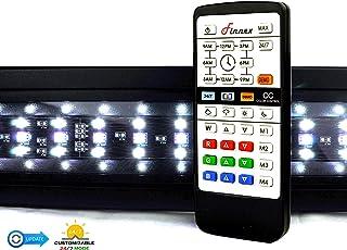 Finnex Planted+ 24/7 LED KLC Aquarium LED Light,  Automated Full Spectrum Fish Tank Light, 24 Inch