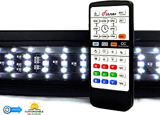 Finnex Planted+ 24/7 LED Klc Aquarium LED Light, Automated Full Spectrum Fish Tank Light, 46.5-48