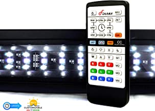 Finnex Planted+ 24/7 LED Klc Aquarium LED Light, Automated Full Spectrum Fish Tank Light,..