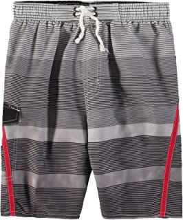 8bac2980e9 Quad Seven Boys' Swim Trunks Board Shorts (Toddler/Little Kid/Big Kid