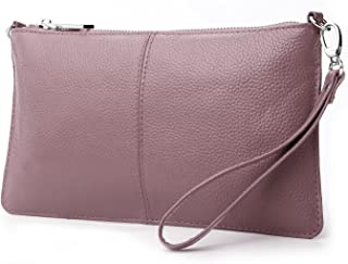 229d31f5f2d1 Lecxci Leather Crossbody Purses Clutch Phone Wallets with Card Slots for  Women