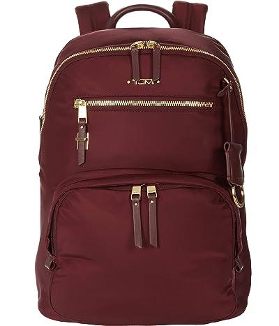 Tumi Voyageur Hilden Backpack (Cordovan) Backpack Bags