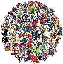 Adesivos Vingadores de Super-Heróis para Adolescentes, Comic Legends Adesivos com lembrancinhas de festa para crianças, De...