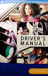 Driver's Manual (NEW YORK STATE DEPARTMENT OF MOTOR VEHICLES)