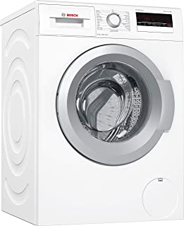 Bosch 8Kg 1200 RPM Front Load Washing Machine, White - WAK24260GC, 1 Year Warranty