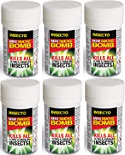 Insecto Smoke Bombs - Mini 3.5g (pack of 6)