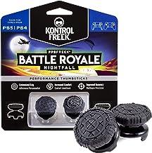 KontrolFreek FPS Freek Battle Royale Nightfall for PlayStation 4 (PS4) and PlayStation 5..