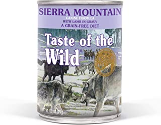 Taste Wild Recipe Premium Canned