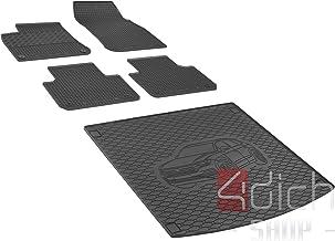 Klett-Organizer ZentimeX Z3350744 Geriffelte Kofferraumwanne fahrzeugspezifisch Laderaumwanne, Kofferraummatte