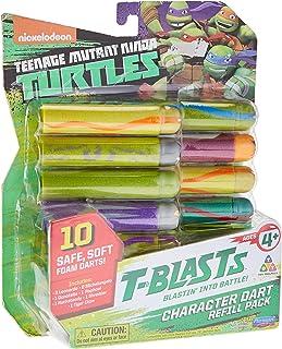 Teenage Mutant Ninja Turtles Tmnt T-Blasts Darts Refill Pack Of 10 (99660)