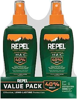 Repel Insect Repellent Sportsmen Max Formula Spray Pump...