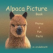 Alpaca Picture Book: Photos & Fun Facts