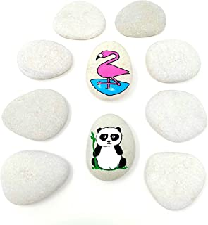 Capcouriers Painting Rocks - Rocks For Painting Kindness Rocks - About 2 inches in length