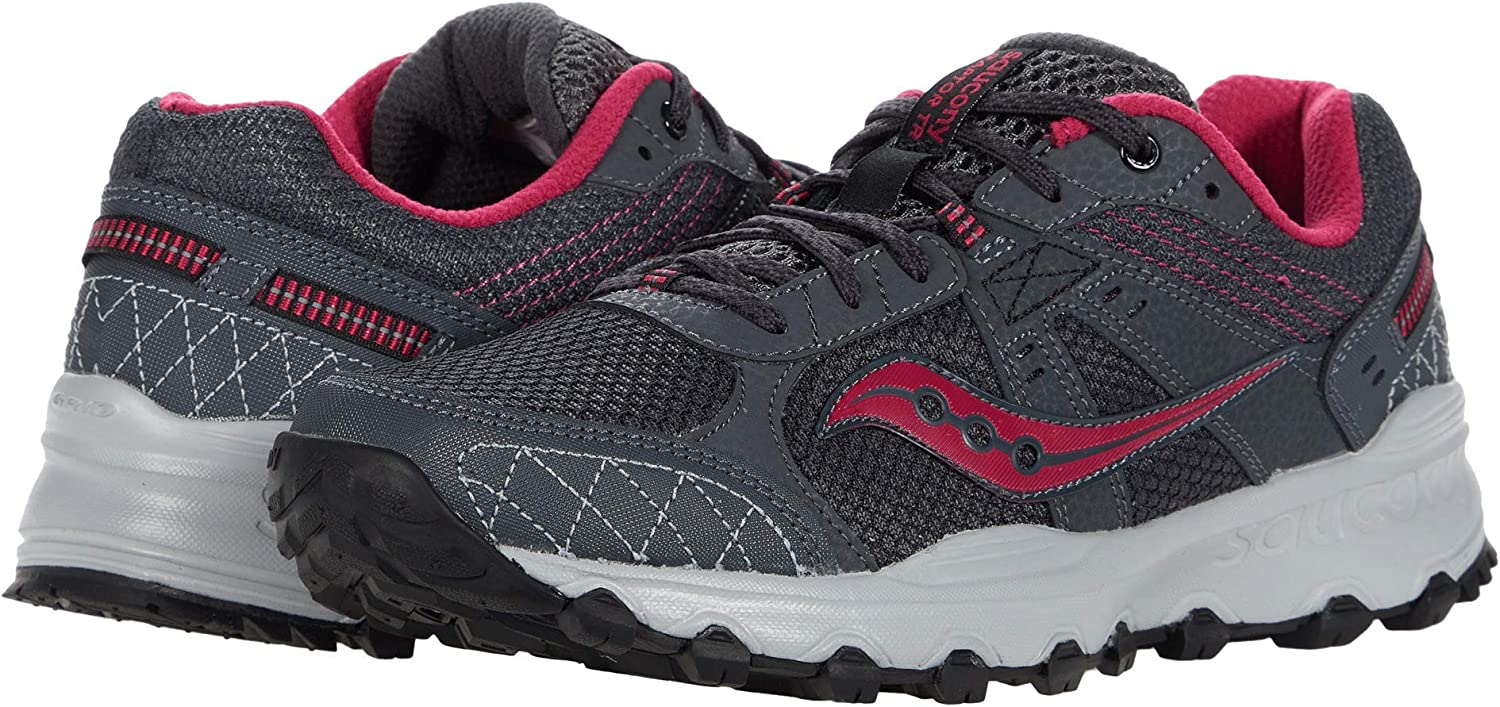 Saucony Women's Grid Raptor Tr Shoe Special price for Super beauty product restock quality top! a limited time Running 2
