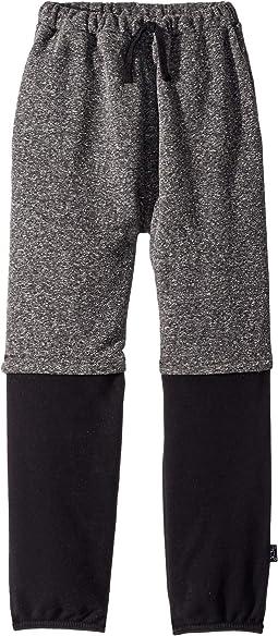 Double Sweatpants (Little Kids/Big Kids)