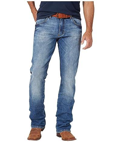 Wrangler Retro Slim Boot Jeans (Paris) Men