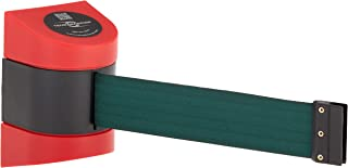 Recycled Rubber 7.5 Length Red No Entry Belt 16 Length 38 Height 2 Wide 2.5 Wide Tensabarrier 886-35-STD-NO-RBX-C-7.5 Yellow Post
