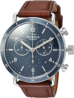 Shinola Detroit The Canfield Sport Chronograph 40mm - 20089887