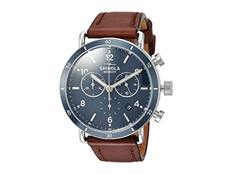 5dd6bf1d0 Shinola Detroit The Canfield Sport Chronograph 40mm - 20089887 at ...