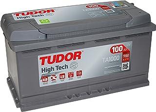 Batería para coche Tudor Exide HIGH-TECH 100Ah, 12V.