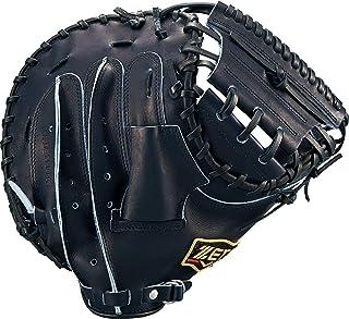 ZETT(ゼット) 軟式野球 プロステイタス キャッチャーミット 新軟式ボール対応 右投げ用 日本製 BRCB30912