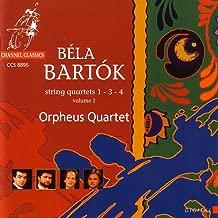 bela bartok string quartet 3