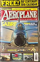 AEROPLANE MAGAZINE, DECEMBER 2017 ISSUE 536