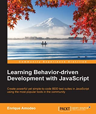 Learning Behavior-driven Development with JavaScript