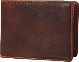 Dolce Contrast Credit Wallet with Passcase