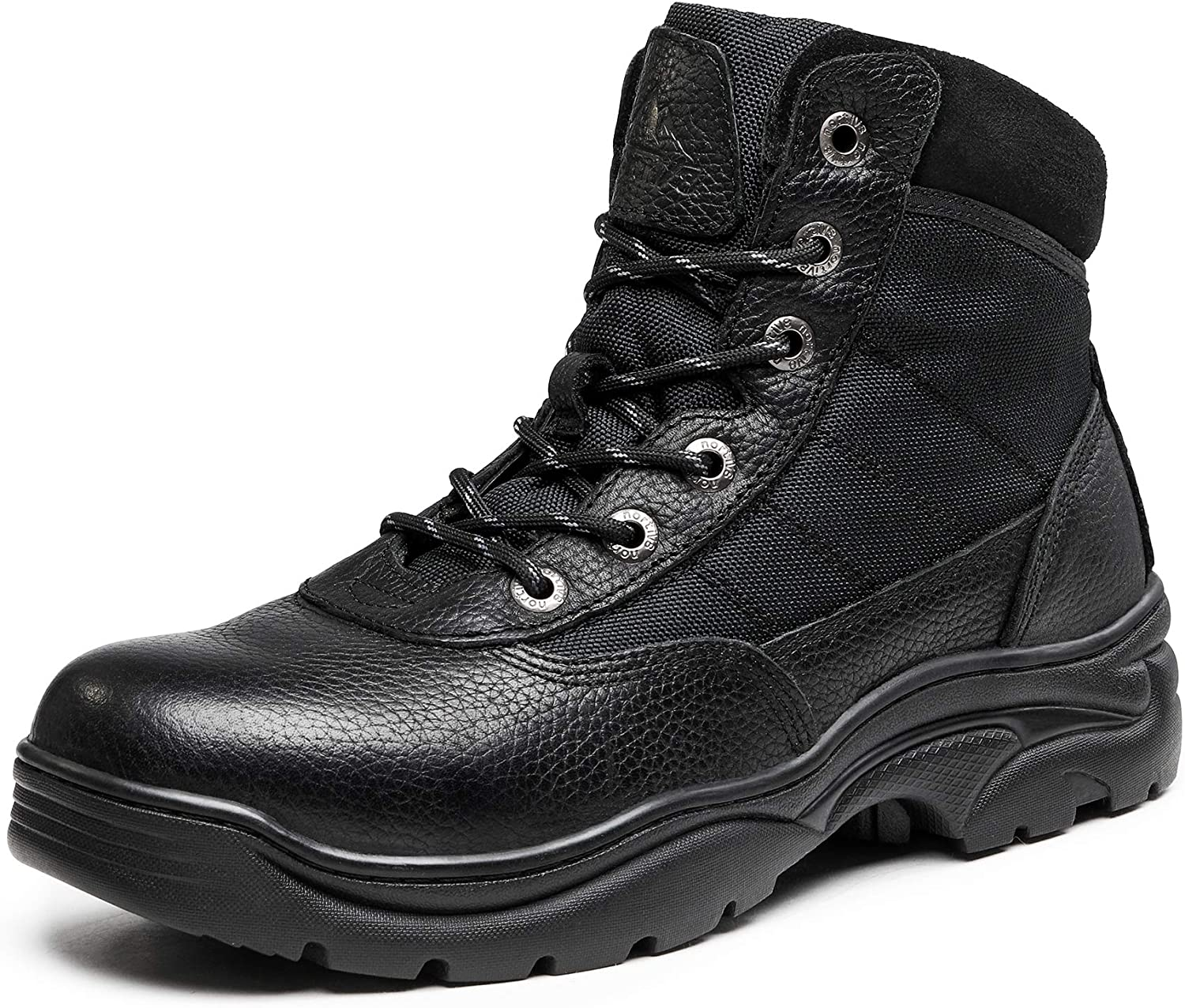 Product NORTIV 8 Men's Safety Steel Toe Indu Work Ankle All items free shipping Boots Breathable