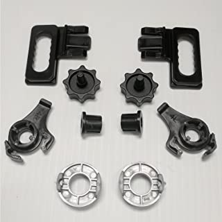 Antra APX-XXX-9001 Hard Hat Adapter Kits for Connecting Welding Helmets and MSA V-Guard Cap Style