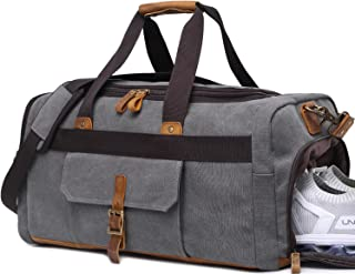 gym bag with towel compartment